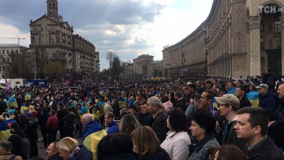 Порошенко на Майдані_2