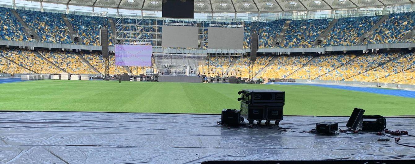 """Дебаты на """"Олимпийском"""": на стадионе завершили все необходимые работы для проведения мероприятия"""