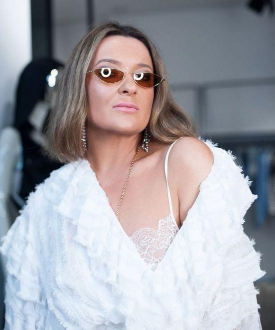 Наталія Могилевська без макіяжу продемонструвала природну красу під час відпочинку