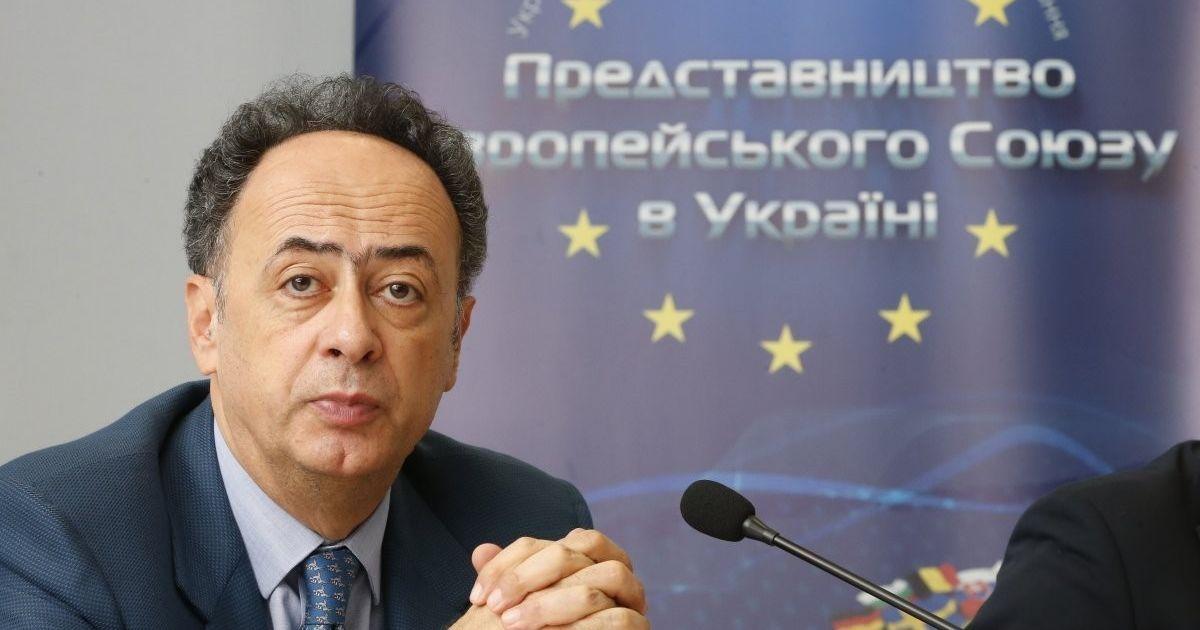 """""""Либо идиоты, либо ограниченные"""": посол ЕС резко отозвался о людях, которые не видят реформ в Украине"""