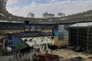 """На дебати на """"Олімпійському"""" прийшло 22 тисячі глядачів - МВС"""
