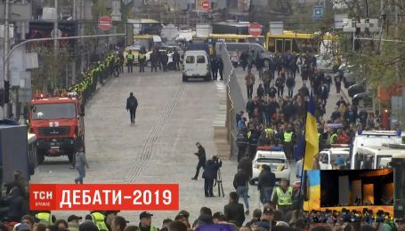 У Києві рівень заторів на дорогах досяг 9 балів