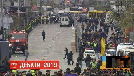 В Киеве уровень пробок на дорогах достиг 9 баллов