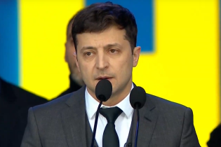 """Зеленский – Порошенко: """"Я результат ваших ошибок и обещаний"""""""
