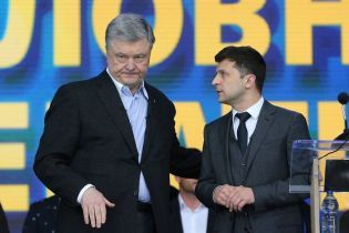 У Зеленського пояснили, чому на закордонному округу переміг Порошенко