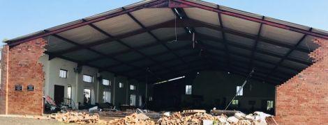 В ЮАР во время богослужения обвалился христианский храм, погибли люди