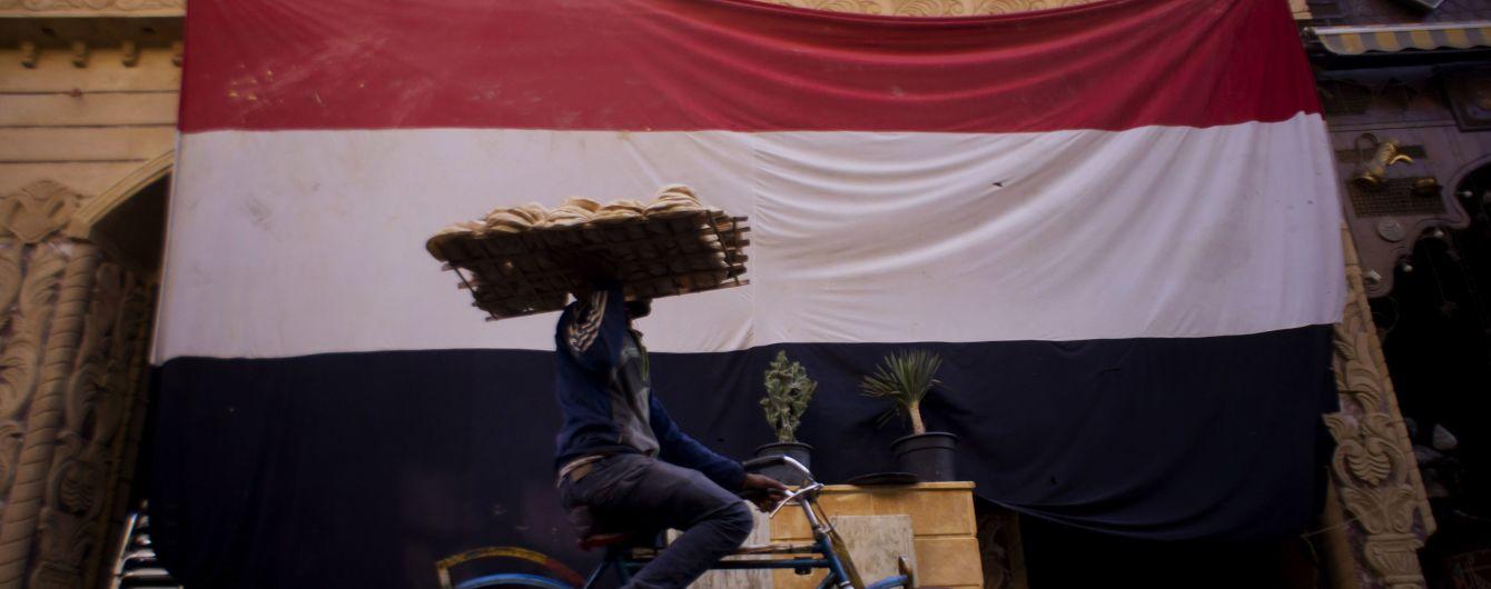 В Египте начался референдум по поводу изменения конституции