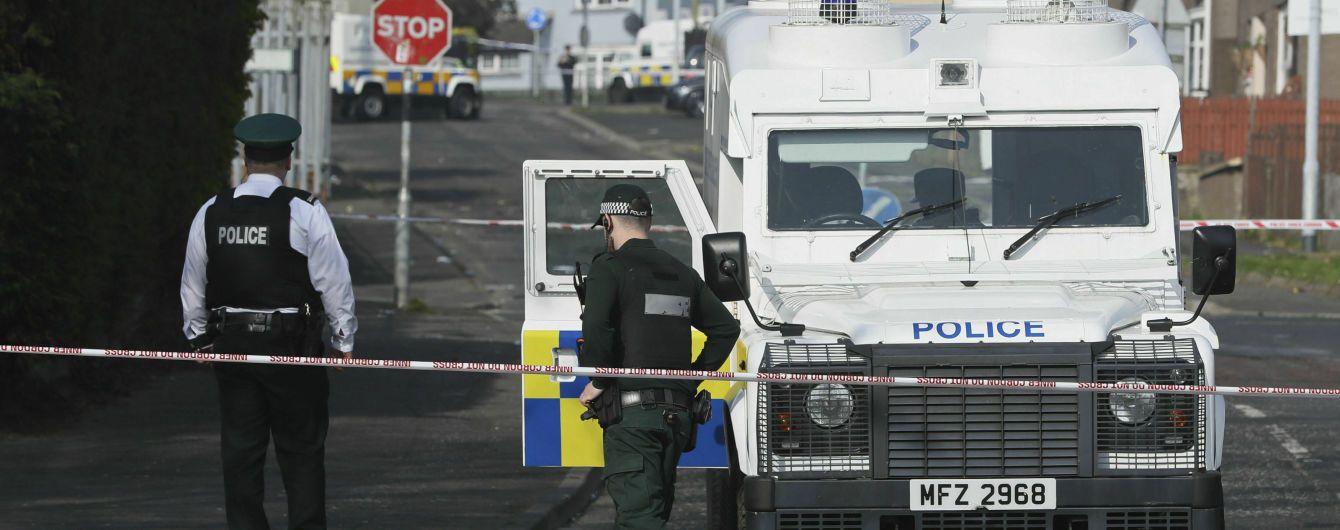 В Северной Ирландии арестовали еще четырех подозреваемых в убийстве журналистки