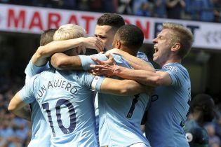 """""""Манчестер Сити"""" второй раз за три дня победил """"Тоттенхэм"""" и вышел в лидеры АПЛ, Зинченко отыграл весь матч"""
