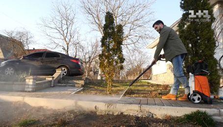 Генеральная уборка - Весна на даче со Stihl