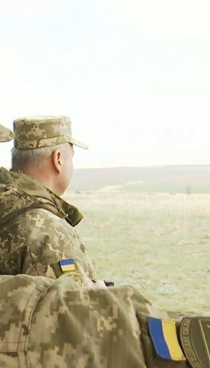 Українські бійці на Донбасі підбили ворожий безпілотник