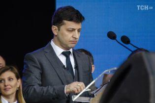 Суд отказался удовлетворять иск о снятии Зеленского с выборов