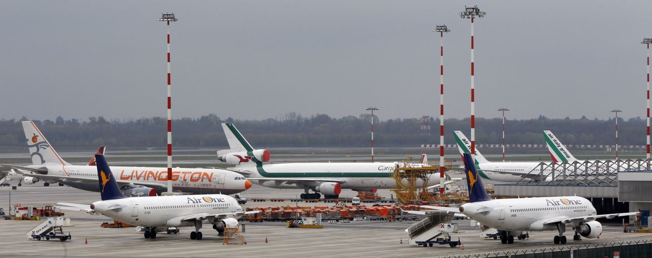 #KyivNotKiev: один из крупнейших аэропортов Италии изменил написание названия украинской столицы