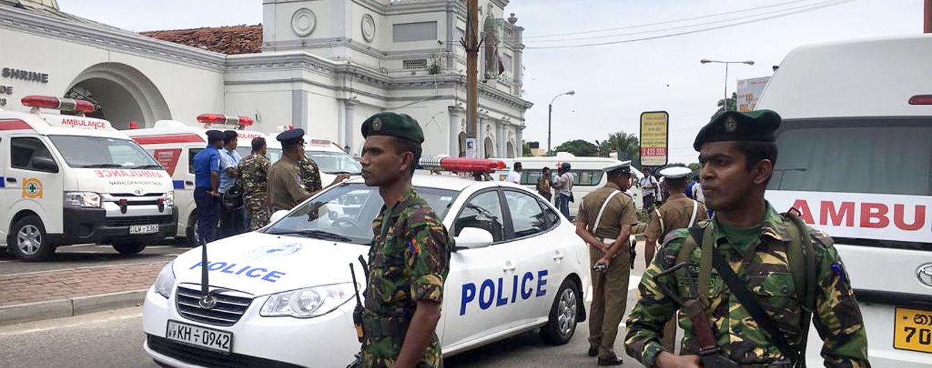 В церквях Шри-Ланки произошли взрывы, пострадали 80 человек