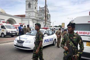 Теракты на Шри-Ланке совершили семеро смертников
