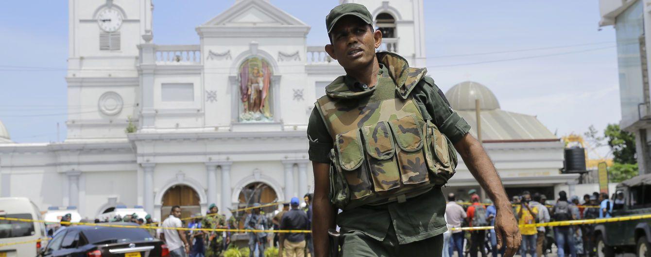 Вибухи на Шрі-Ланці: загинули 52 людини, 280 були поранені