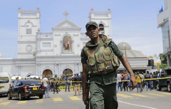 На Шрі-Ланці затримали майже 90 осіб через причетність до терактів
