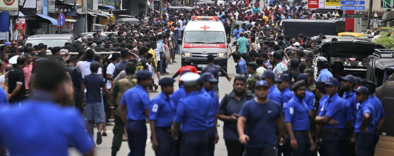 Число жертв из-за взрывов на Шри-Ланке увеличилось до 185, а раненых - более 500