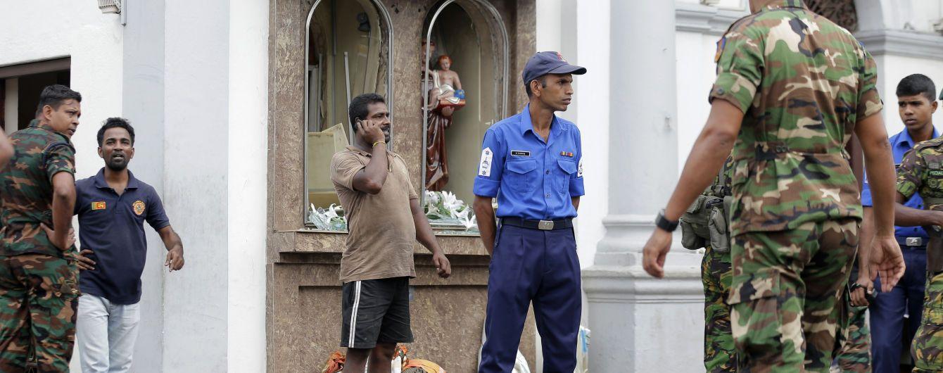 На Шрі-Ланці стався восьмий вибух: вже майже 200 загиблих