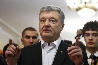 Порошенко назвав результати розслідування збиття МН17 першим кроком на шляху притягнення Росії до відповідальності