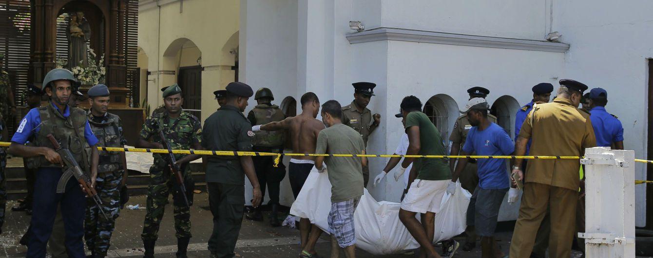 """На Шрі-Ланці """"полетять голови"""" керівників спецслужб через масштабні теракти"""