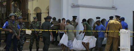Серія вибухів на Шрі-Ланці: в країні введена комендантська година, заблоковані Facebook і WhatsApp