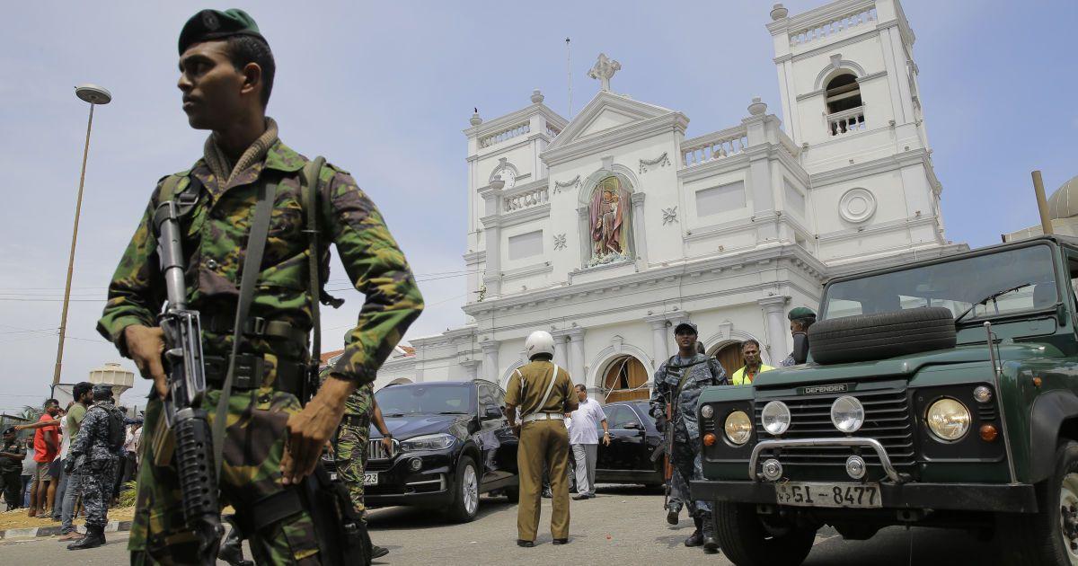 Смертник, причастный к терактам на Шри-Ланке, учился в Британии и Авст