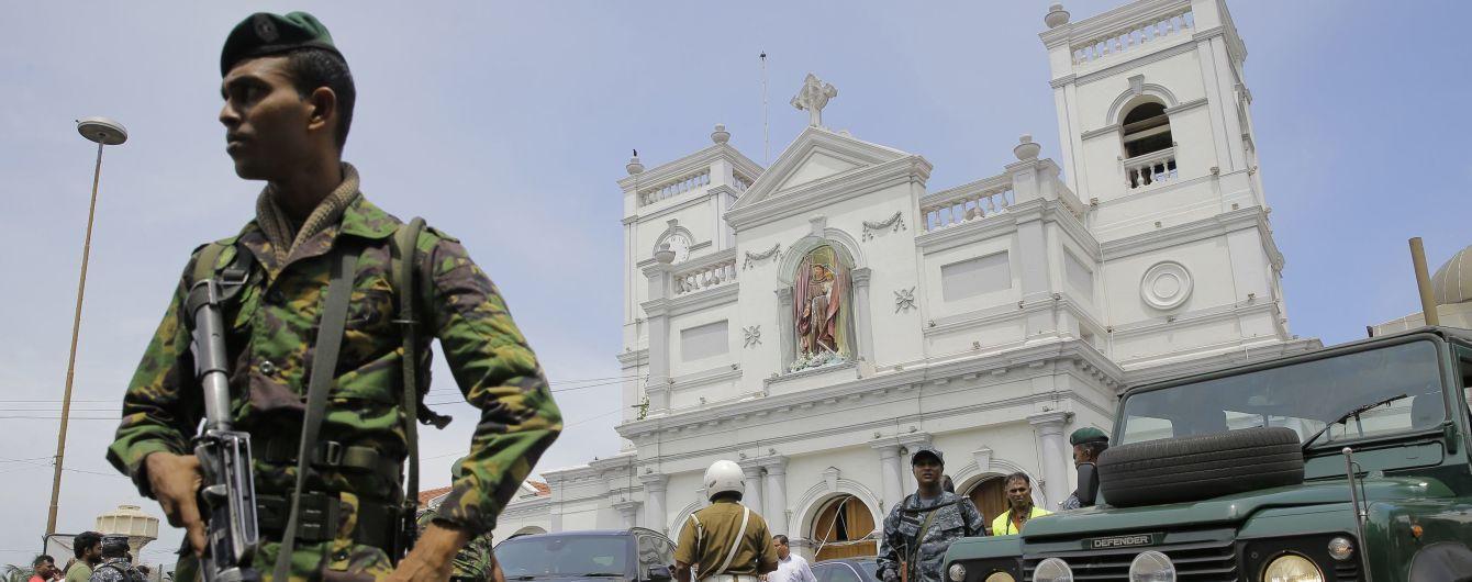Смертник, причастный к терактам на Шри-Ланке, учился в Британии и Австралии