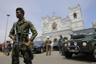 Появилась первая версия серии смертельных взрывов на Шри-Ланке