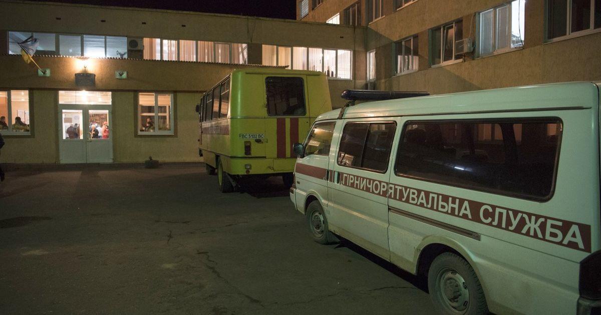 На шахті Львівської області загинув машиніст