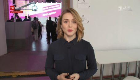 В штабе Порошенко аккредитованы 450 представителей медиа, присутствуют пока около 50