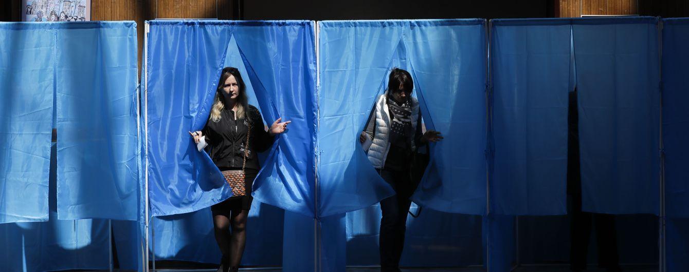 Второй тур выборов президента Украины. Текстовый онлайн