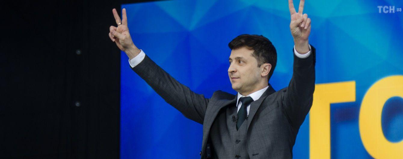 Зеленский победил Порошенко на выборах президента - экзит-пол ТСН