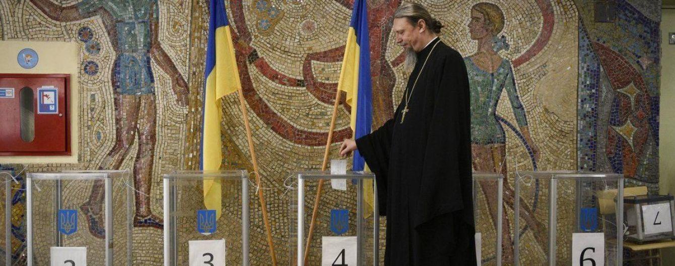 Стартовали выборы в Верховную Раду Украины