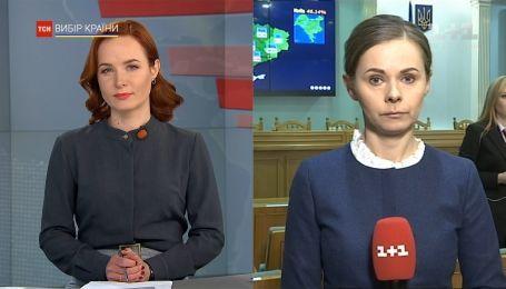 Явка избирателей во втором туре выборов президента Украины по состоянию на 15:00