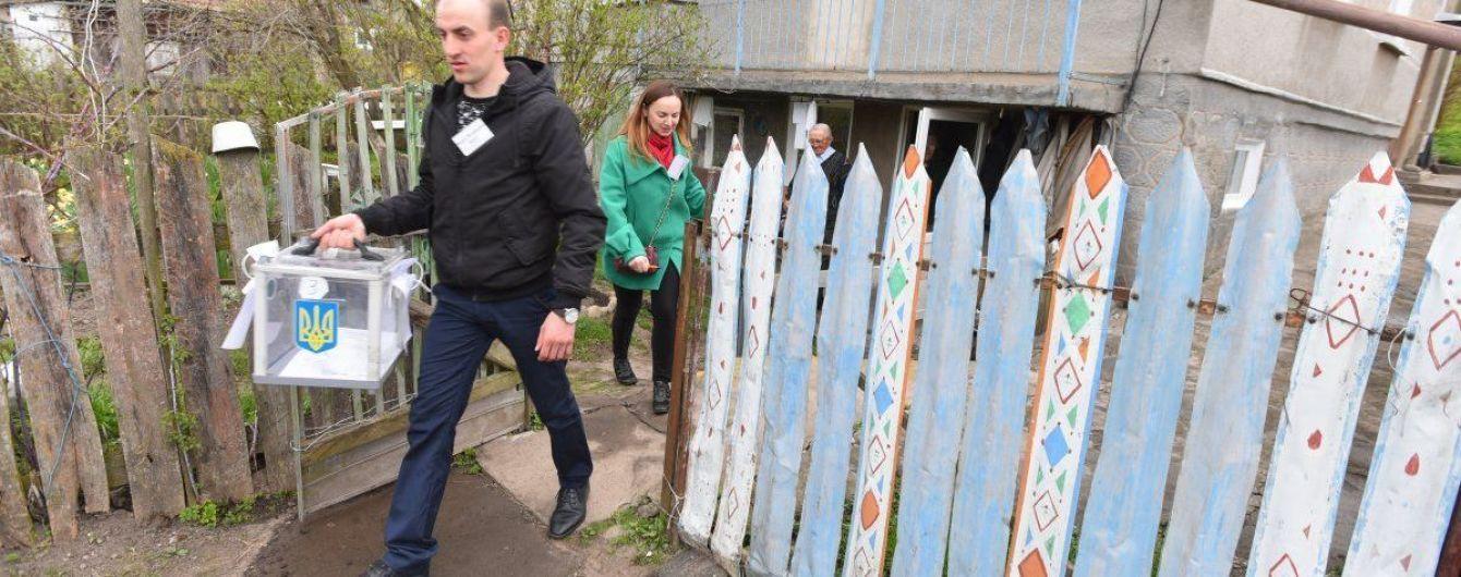 Кожен третій українець проігнорував другий тур виборів президента