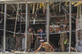 У перестрілці з підозрюваними терористами на Шрі-Ланці загинули 15 людей, зокрема діти