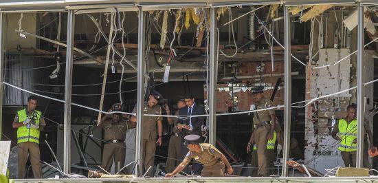 Під час вибухів на Шрі-Ланці загинули громадяни 11 країн