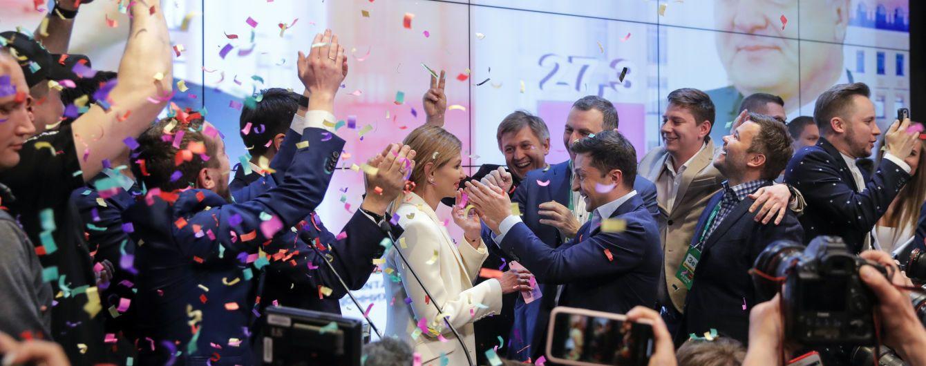 В Україні офіційно опубліковані результати другого туру президентських виборів