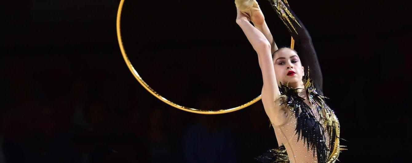 Українські гімнастки завоювали п'ять медалей на Кубку світу в Ташкенті