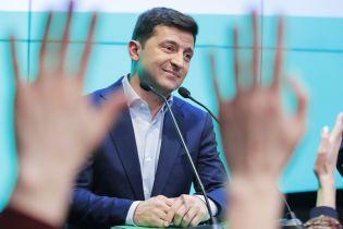 О Порошенко, шутках над собой и России. Первая пресс-конференция Зеленского после победы 21 апреля