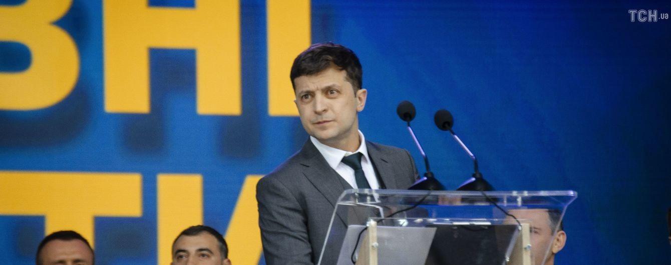 В Кремле не планируют контактировать с командой Зеленского вплоть до инаугурации