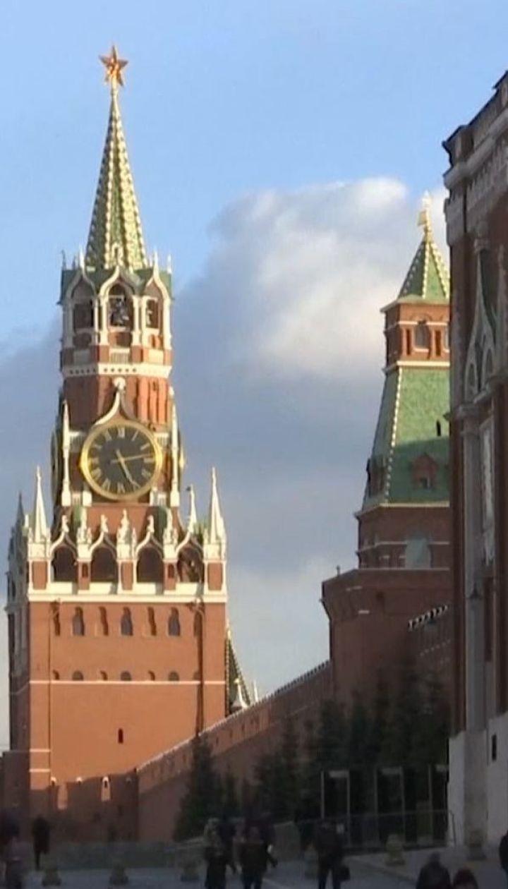 Реакция властей РФ на дебаты и выборы в Украине