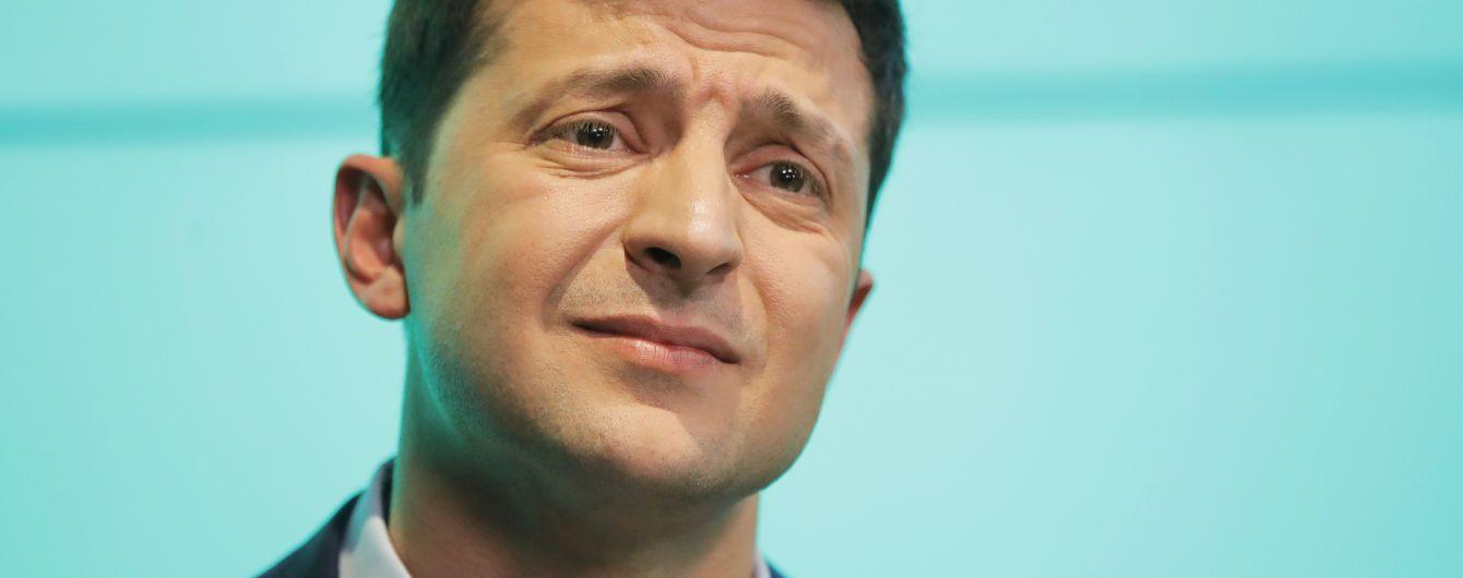 У Зеленского не ожидают проблем с инаугурацией из-за отставки главы Конституционного суда