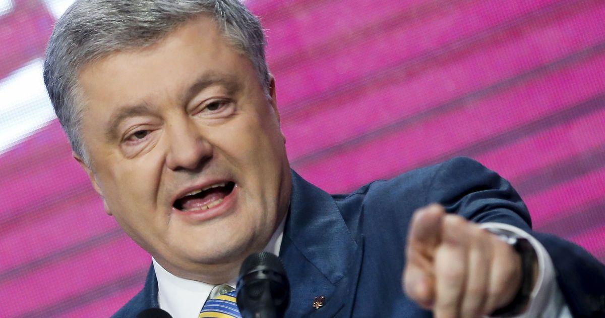 Портнов подав третю заяву про злочин проти Порошенка