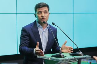 В новом видео Зеленский поблагодарил украинцев за доверие и объявил конкурс на должность своего пресс-секретаря