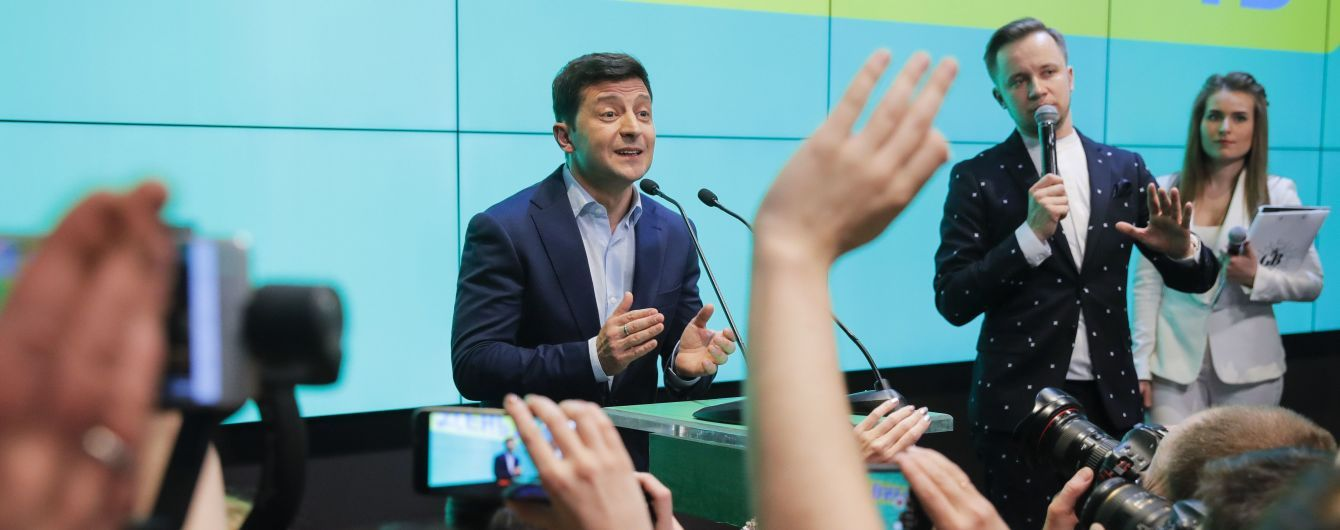 Команда Зеленского потратила на лоббистов в США почти $70 тыс. – СМИ