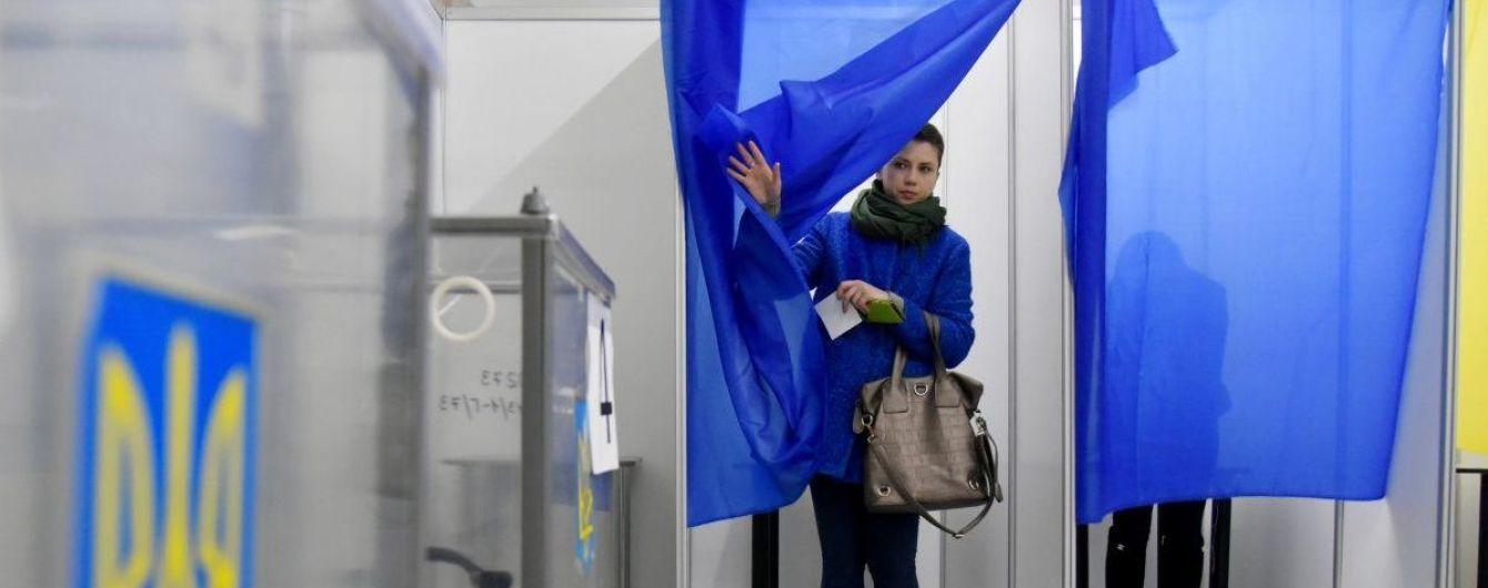 """""""Слуга народа"""" побеждает на выборах в Раду, проходной барьер преодолели еще 4 партии. Экзит-пол ТСН"""