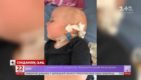 Забрали у мамы и успокаивали криками: какой кошмар произошёл с годовалой девочкой в киевский больнице