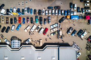 В українських містах з'являться перехоплювальні автостоянки